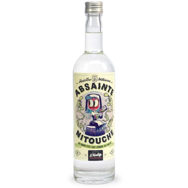 Absainte Nitouche 25cl (Absinthes Roger Etienne)