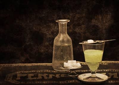 Histoire de l'absinthe
