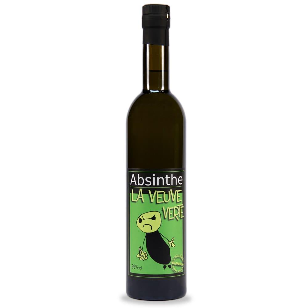 Absinth La Veuve Verte DuVallon