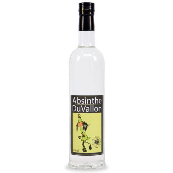 Absinthe DuVallon - Jean-Jacques Charrère