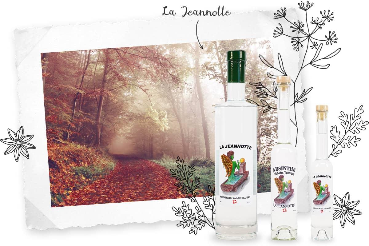 Jean-Paul Jaquet, distillateur d'absinthe