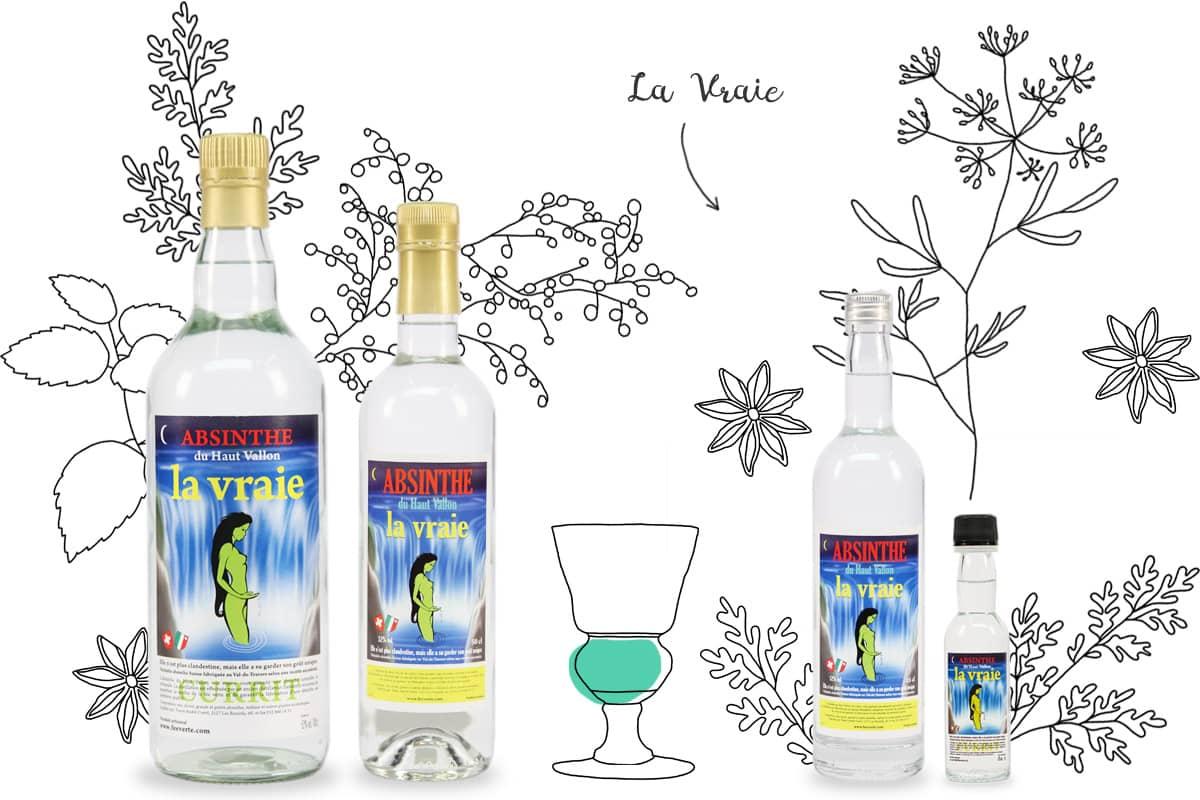 Pierre-André Currit, distillateurd'absinthe