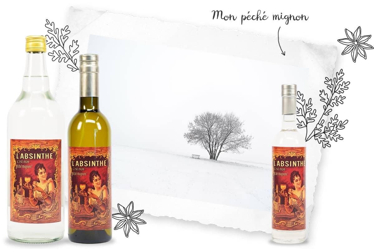 Willy Pellaton, distillateur d'absinthe