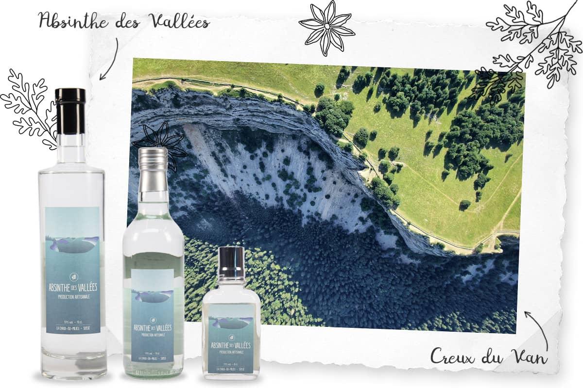 Distillerie Absinthe des Vallées, Michel Haldimann