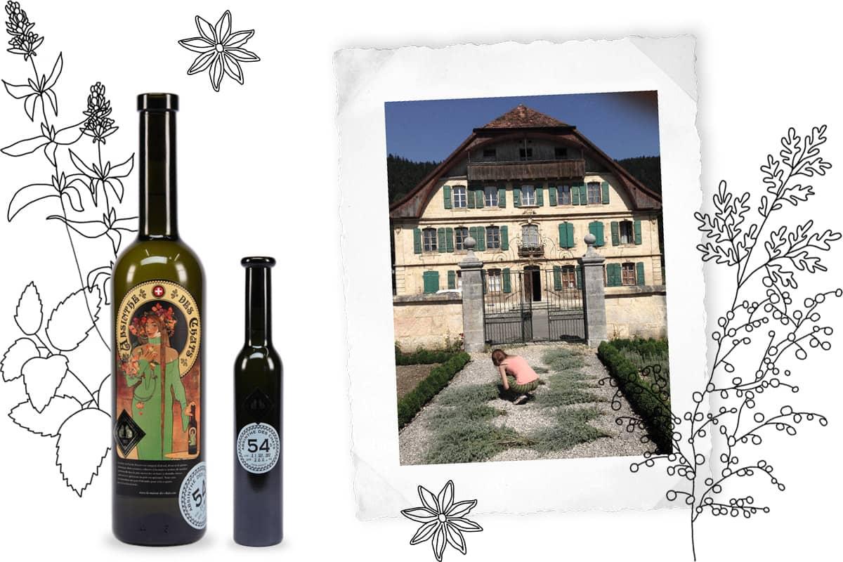 Distillerie d'absinthe La Maison des Chats, Kevin Nebel