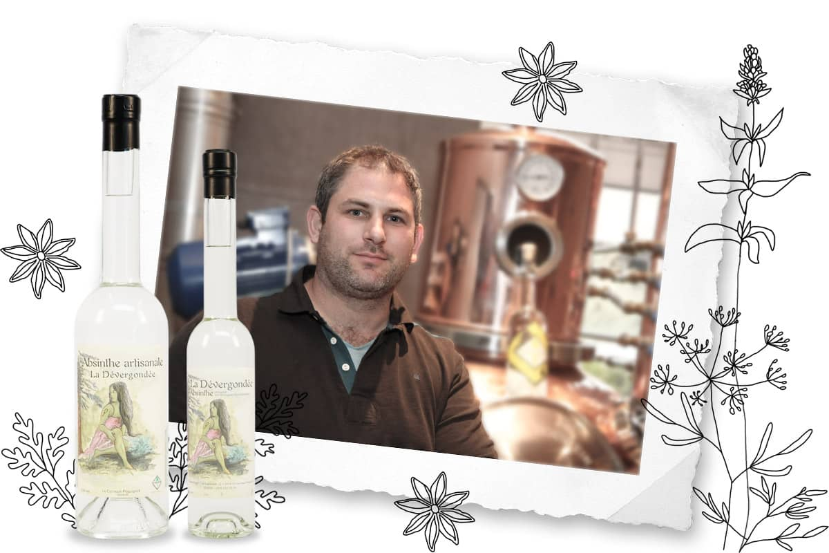 Distillerie de La Sapinière, Emilien Piaget