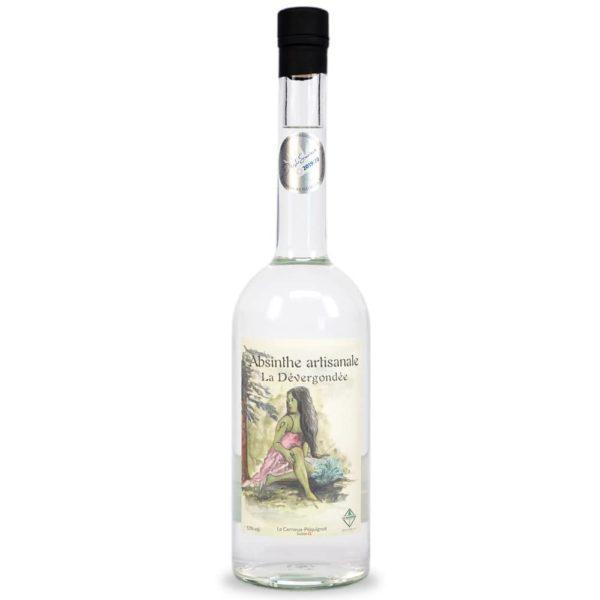 La Dévergondée - Distillerie de La Sapinière, Émilien Piaget