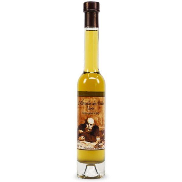 Absinthe des Poètes verte, Distillerie du Val-de-Travers Christophe Racine