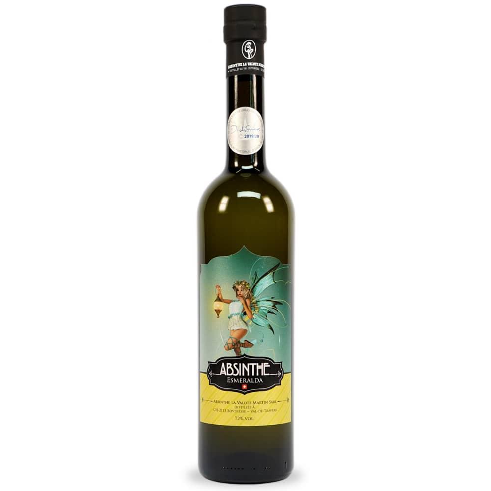Absinthe Esmeralda, Distillerie La Valote Martin