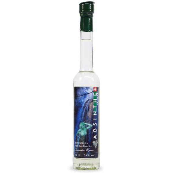 Absinthe La Fine, Distillerie du Val-de-Travers Christophe Racine