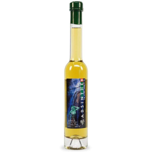 Absinthe La Fine Verte, Distillerie du Val-de-Travers Christophe Racine