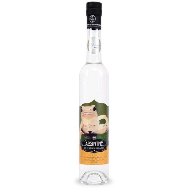 Absinthe La Grenouillarde, Distillerie La Valote Martin