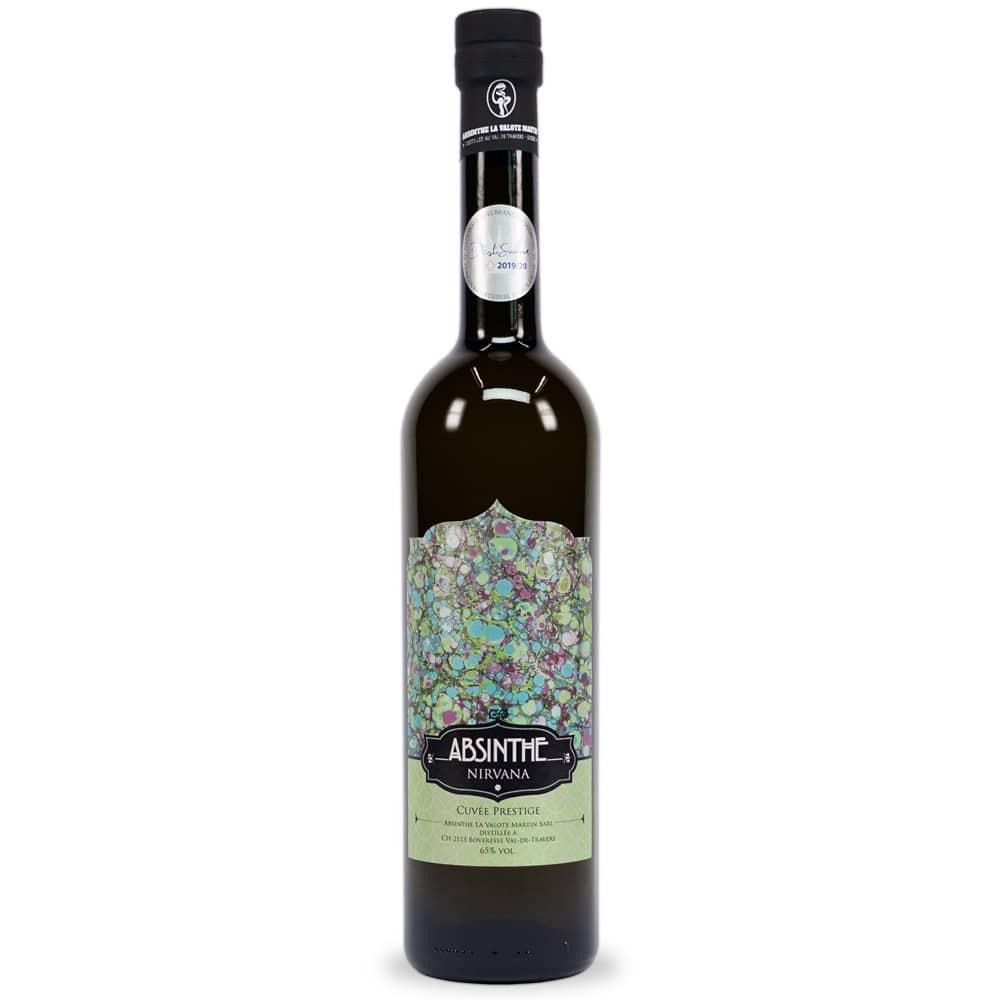 Absinthe Nirvana, Distillerie La Valote Martin