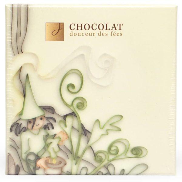 Absinth Schokolade Douceur des fées (9 Stück)