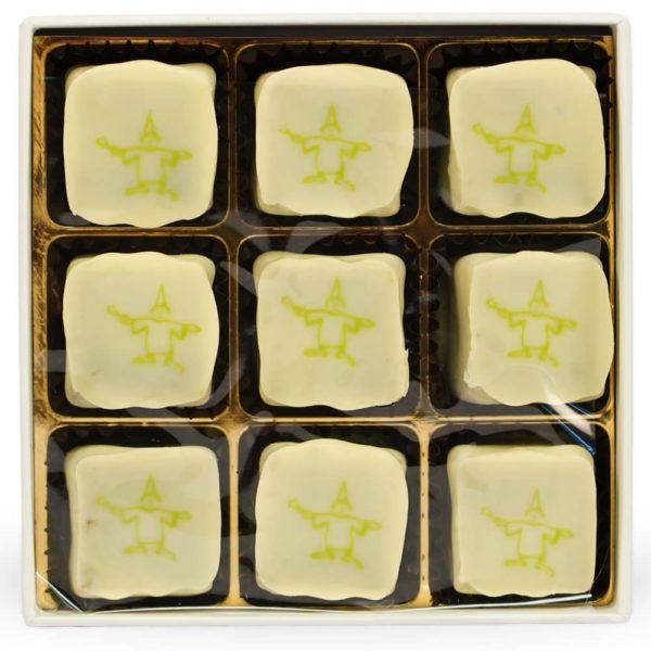 Absinth Schokolade Douceur des Fées
