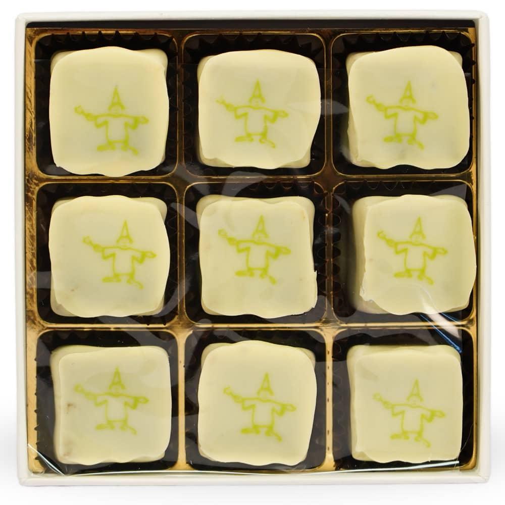 Chocolat à l'absinthe Douceur des Fées