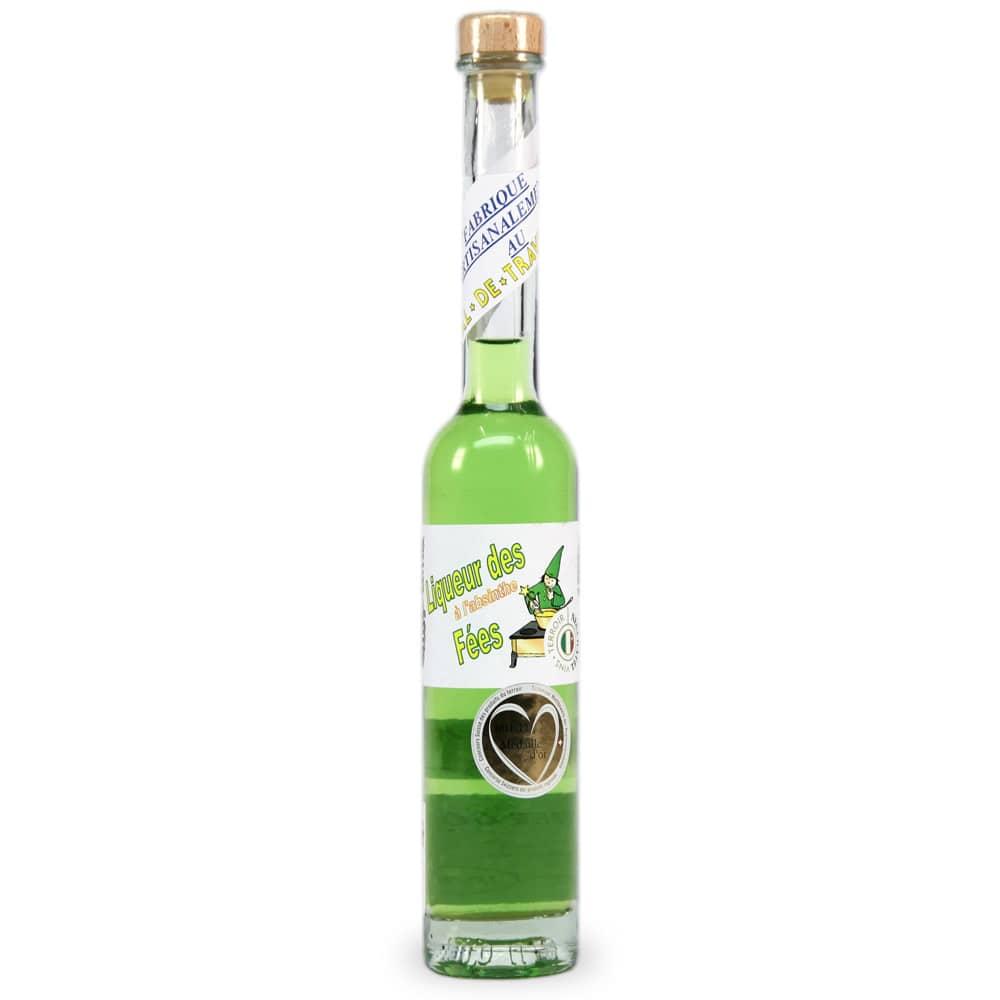 Liqueur des Fées à l'absinthe 20cl