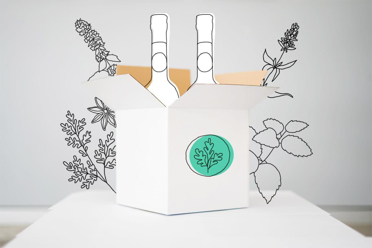 Lieferung, Porto und Verpackung