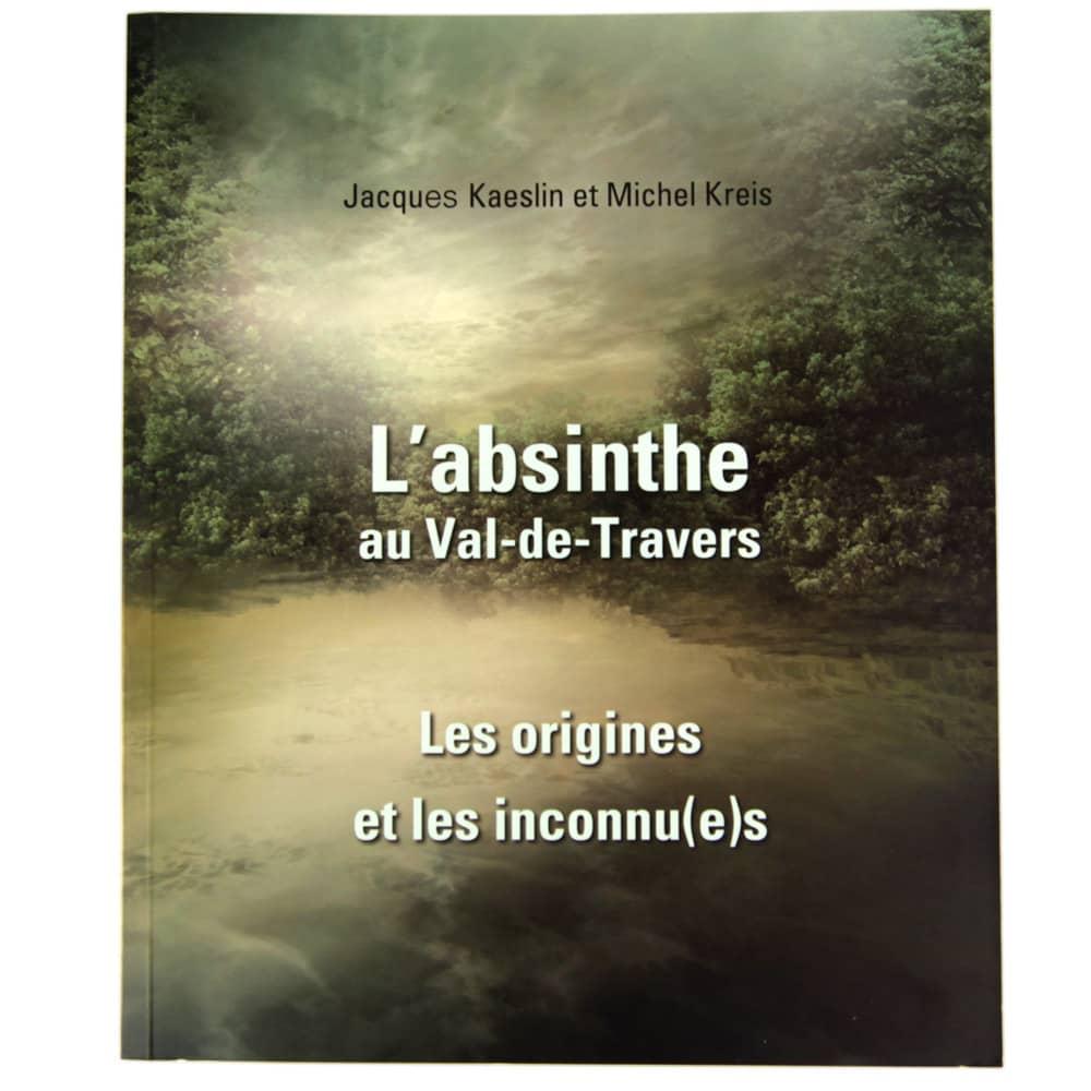 L'Absinthe au Val-de-Travers, Les origines et les inconnu(e)s (Jacques Kaeslin et Michel Kreis)