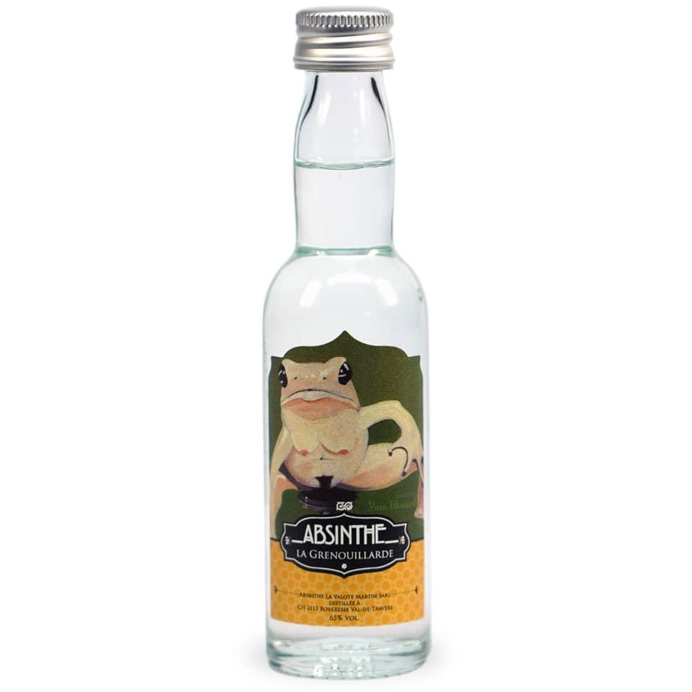 Absinthe La Grenouillarde 4cl (La Valote Martin)