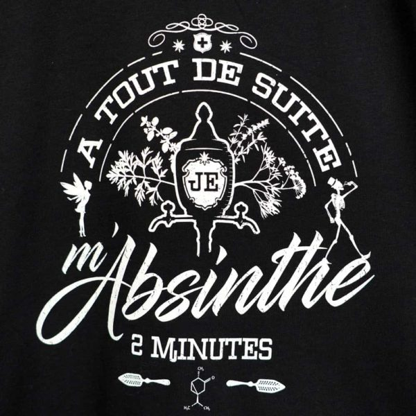 Je m'absinthe 2 minutes