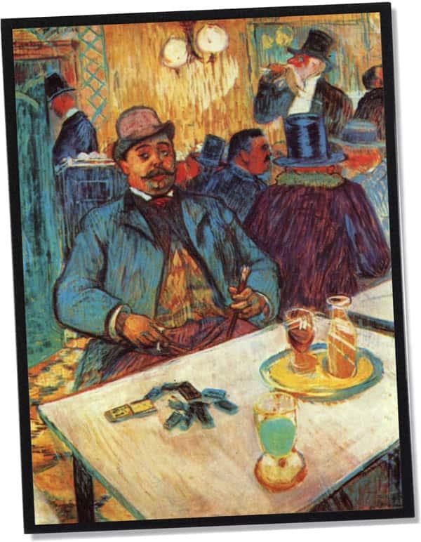 Monsieur Boileau, Henri de Toulouse-Lautrec, 1893