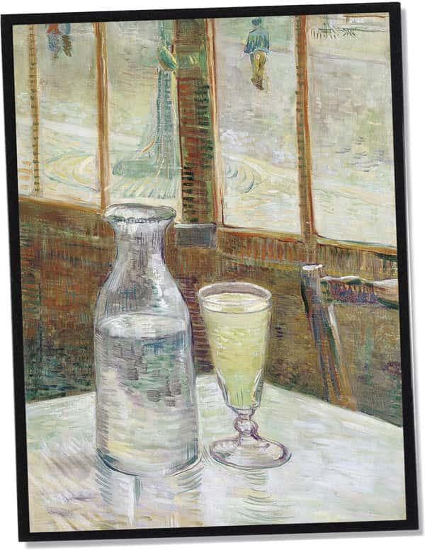 Der Absinth, Vincent Van Gogh (1887)