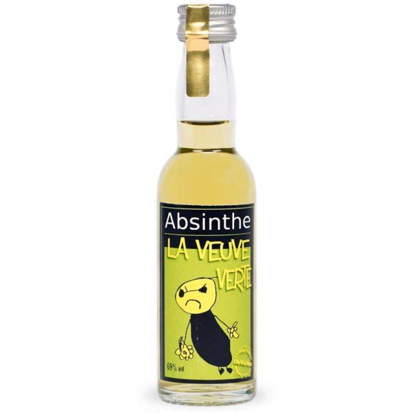 La Veuve Verte 4cl - Absinthe DuVallon
